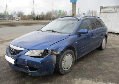 Выкупленное Mazda 6 – 150 000 руб.