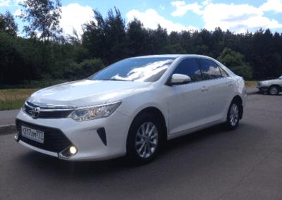 Выкупленное Toyota Camry — 1 100 000 руб.